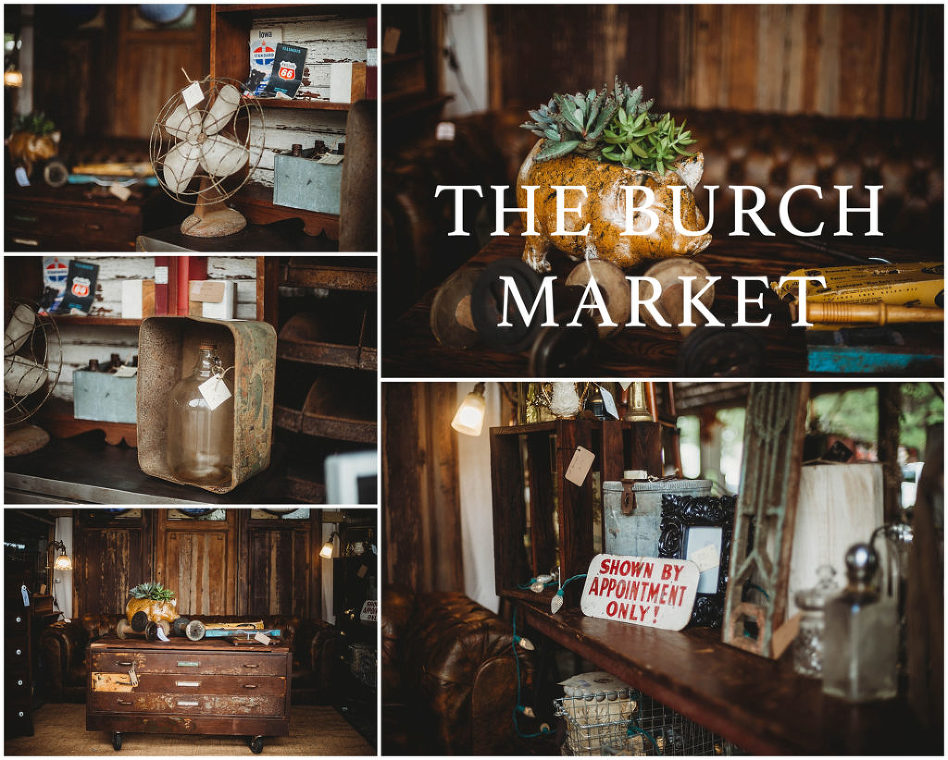 THE BURCH MARKET