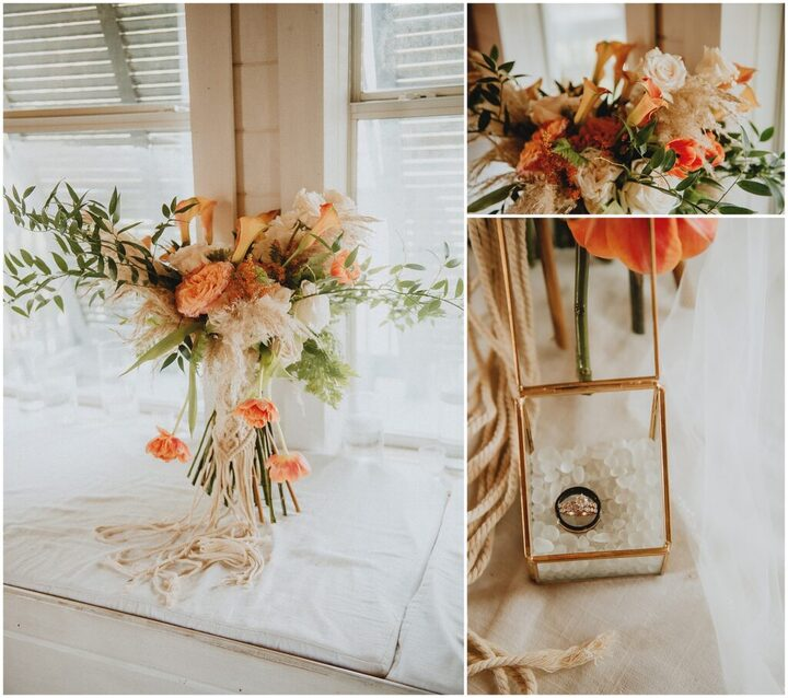 Super bohemian styled wedding at Pensacola Wedding Venue The Burch House by Jordan Burch Photography_0295